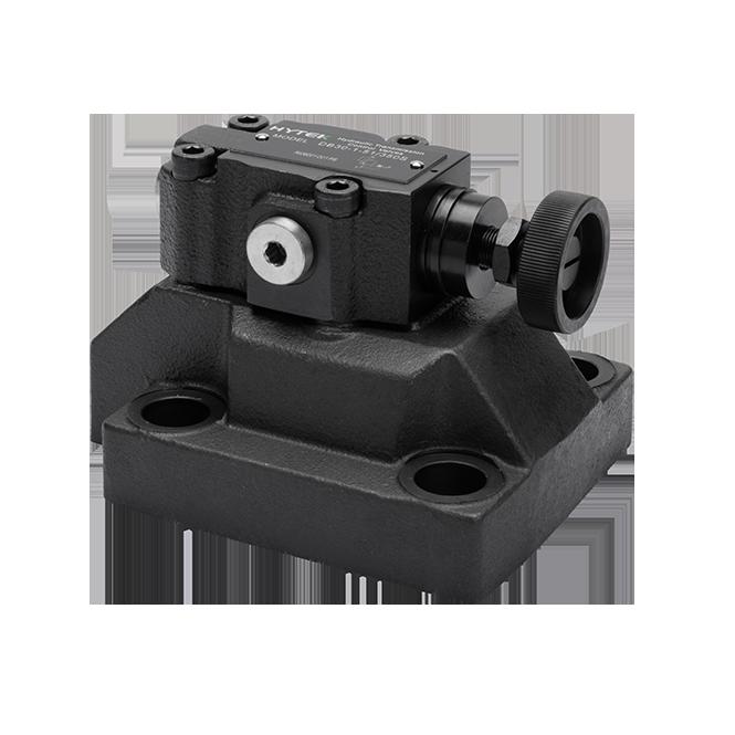 DB20-1-50/100-60S 先导式溢流阀